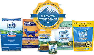 Natural Balance's Buy With Confidence Guarantee