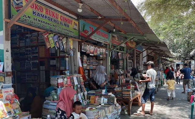 Toko Buku Terlengkap di Surabaya yang Menjual Buku Anak Murah