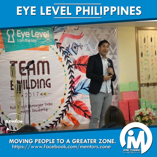 TALK: Eye Level Philippines