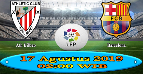 Prediksi Bola855 Ath Bilbao vs Barcelona 17 Agustus 2019