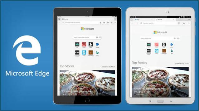 ما, خططت, مايكروسوفت, إضافته, فى, تحديث, المتصفح, ايدج, Edge