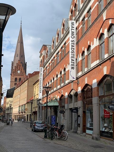 Exploring Malmö