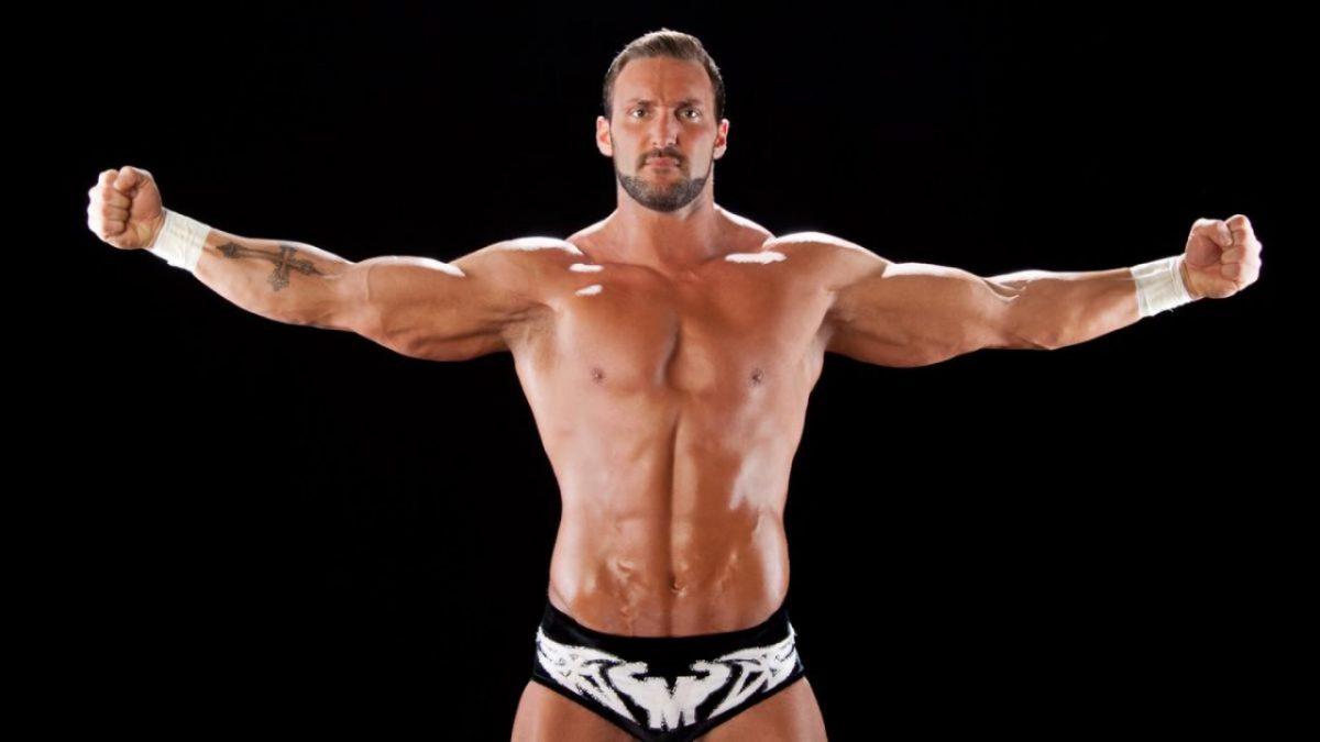Chris Adonis reconquista o NWA National Championship