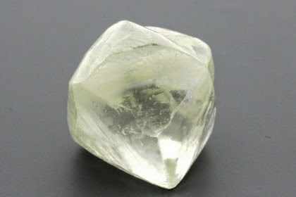 Natural Rough Uncut White Diamonds For Sale July 2014