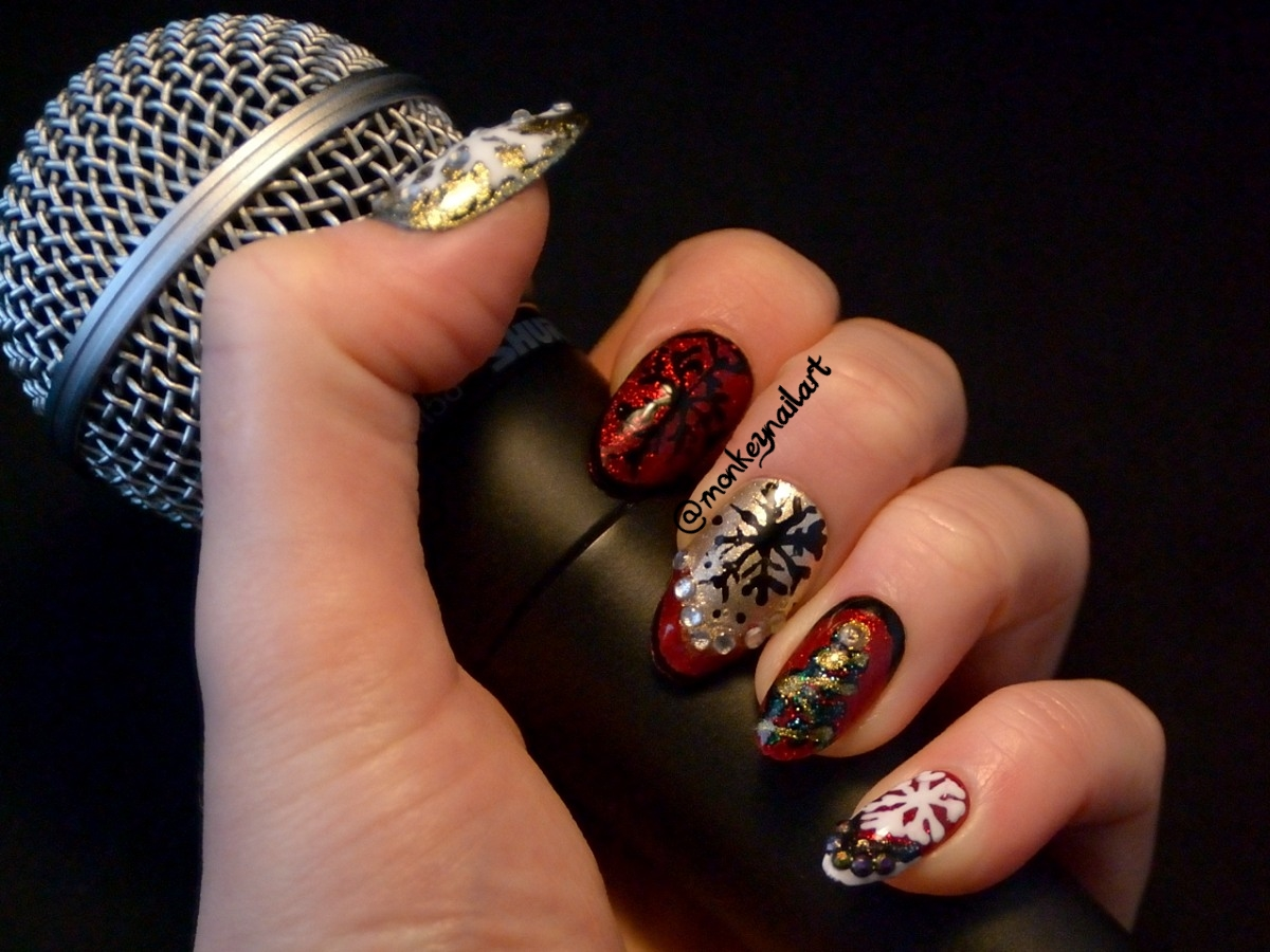 Great Gothic Nails