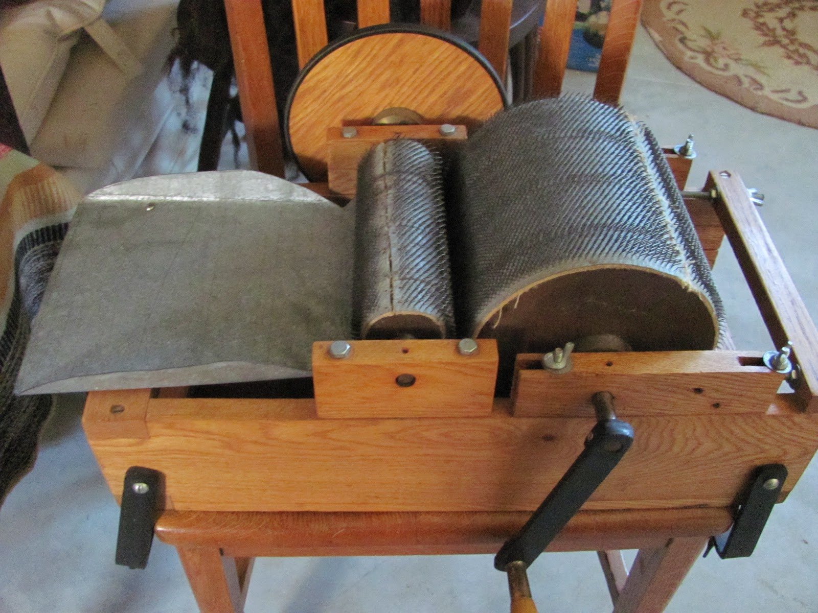 Stone Sock Blog Used Spinning Equipment For Sale