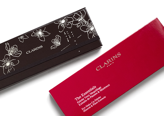 Clarins The Essentials Eye Make-Up Palette Holiday 2016 Review