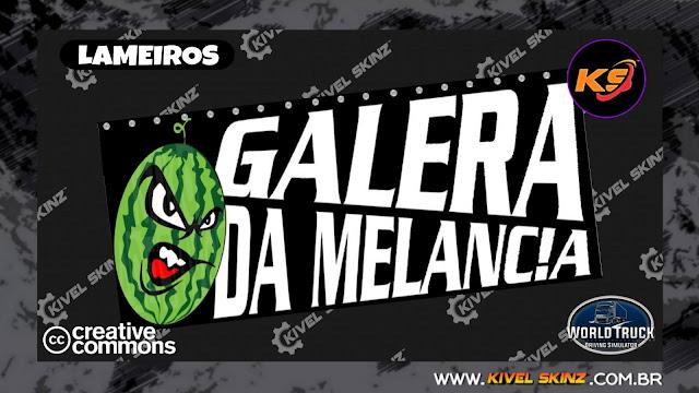 LAMEIROS - GALERA DA MELANCIA