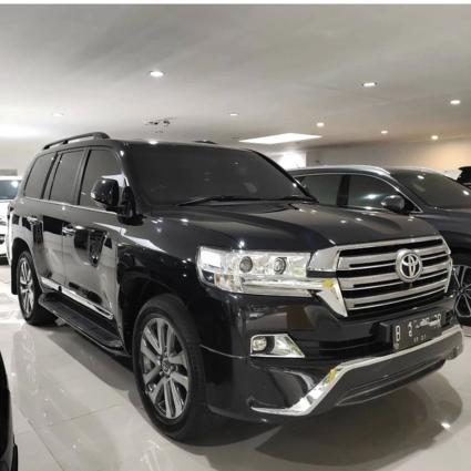 Toyota Land Cruiser Bekas