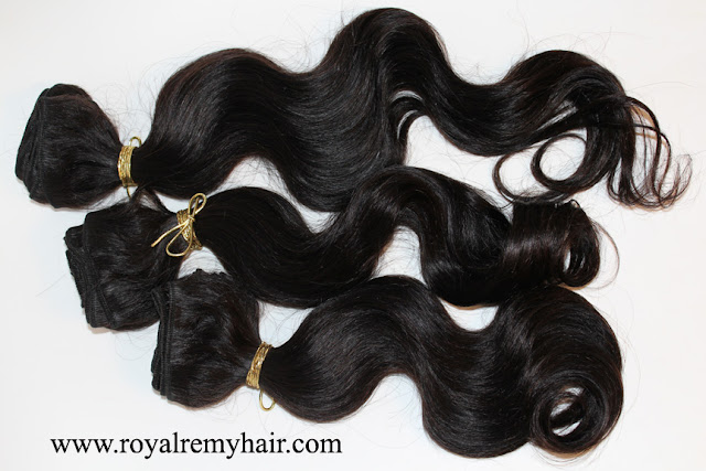 Virgin Indian Hair by Royal Remy Hair Co.