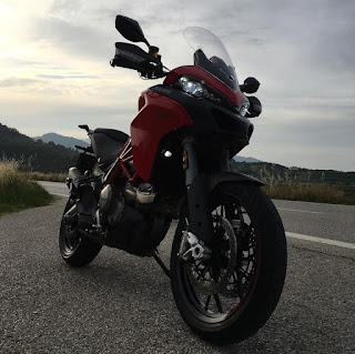 Test ride long test recensione opinioni