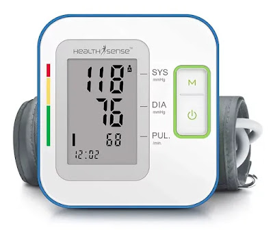 HealthSense Heart-Mate BP 100 BP Monitoring Machine | Best BP Monitoring Machine in India | Best Blood Pressure Machine for Home Use Reviews