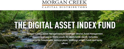 Morgan Creek lance un fonds crypto pour les institutionnels