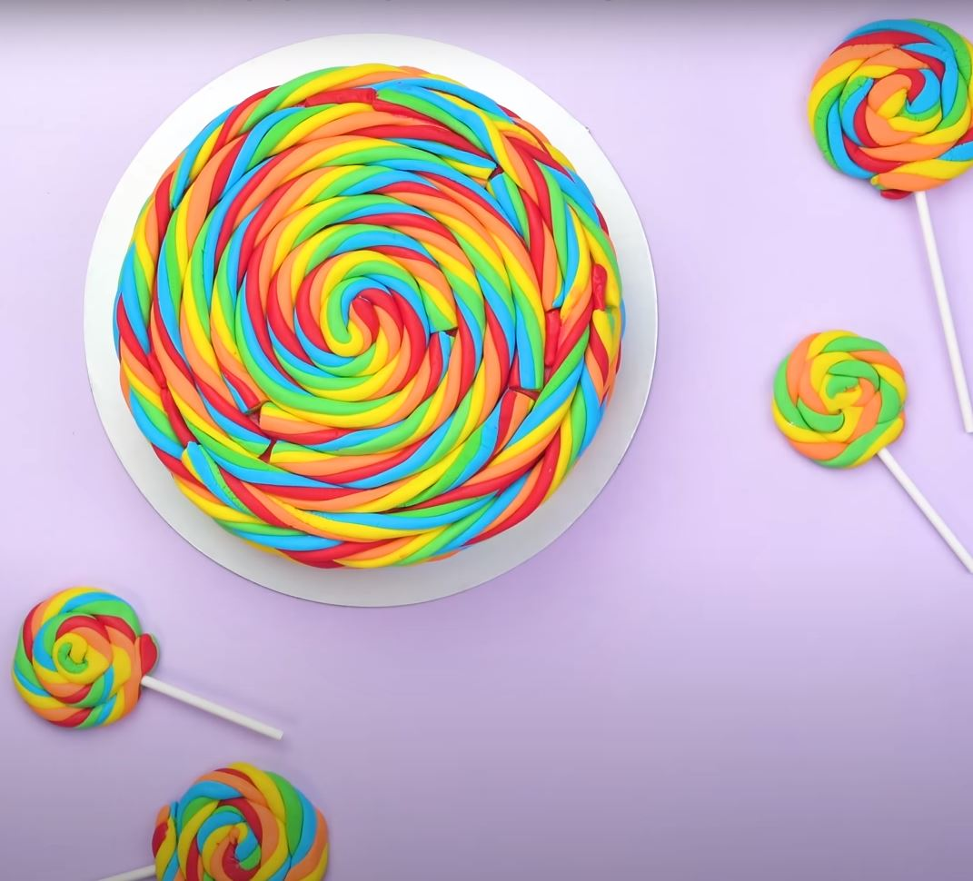 Colored candy, candy, color candy