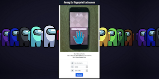 Scantheprint Xyz Among Us Fingerprint Lockscreen [Work]