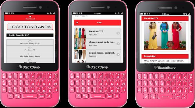 Jasa pembuatan aplikasi Mobile store BlackBerry dan Android.Toko Online BB, pembuat aplikasi bb.pembuat aplikasi android., Toko online Android,