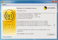 LIVE UPDATE - SYMANTEC ENDPOINT PROTECTION 12.10.122.192 small business edition