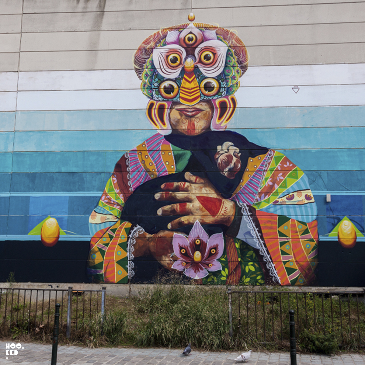 Where to find the best Brussels Street Art