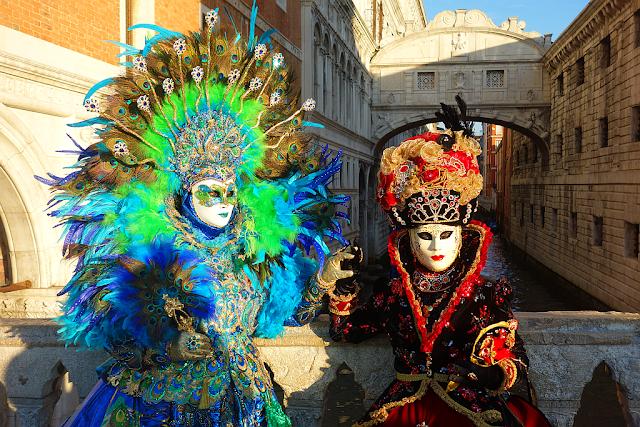 Benátský karneval 2021. Termín a program