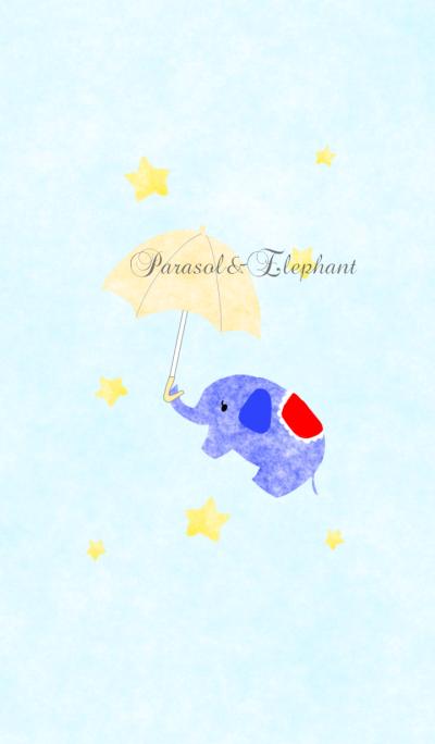 Parasol&Elephant
