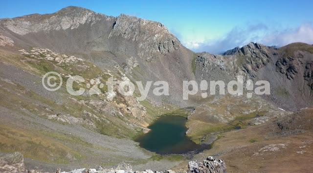 Ruta al Pic de la Serrera. Ruta por Pirineos. Rutas por Andorra.