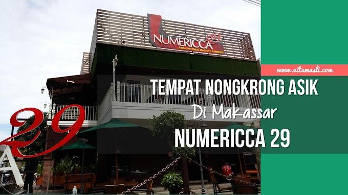Tempat Nongkrong Asik di Makassar : Numericca 29