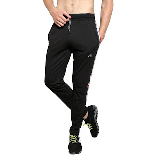 Men's Cotton Rich Blend Track Pants