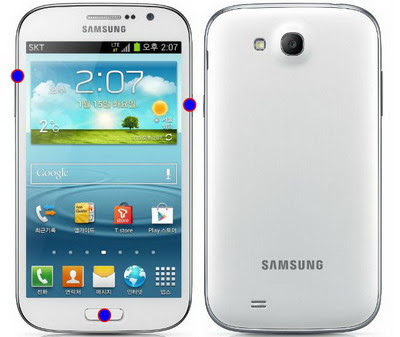 Cara Masuk Recovery Mode Samsung Galaxy Grand I9082