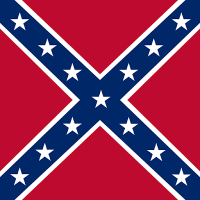 Confederate Flag (or Battle Flag of North Virginia)