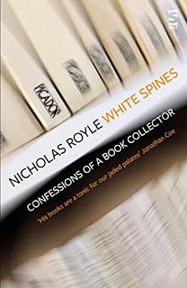 Wyrd Britain reviews Nicholas Royle's 'White Spines' published by Salt.