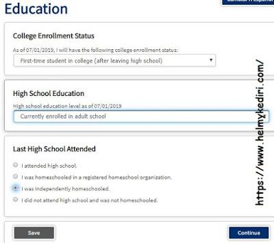 Cara membuat email edu support claim domain .me