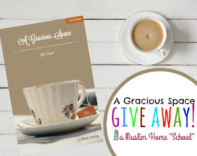 A gracious space fall giveaway from a muslim homeschool