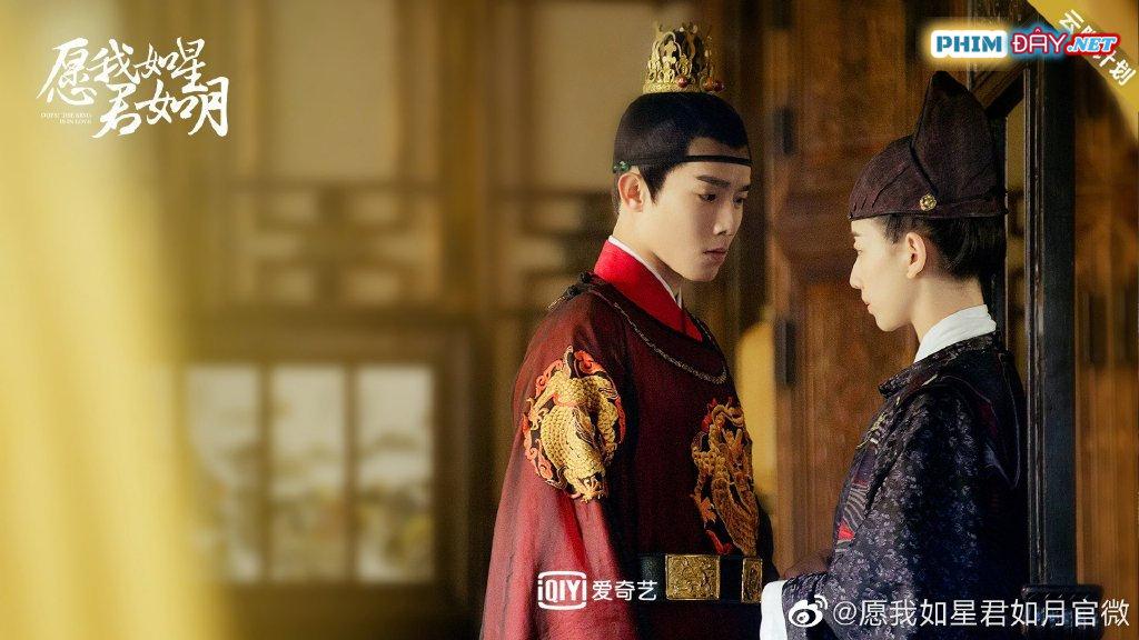 Nguyện Ta Như Sao, Chàng Như Trăng - Oops! The King Is In Love (2020)