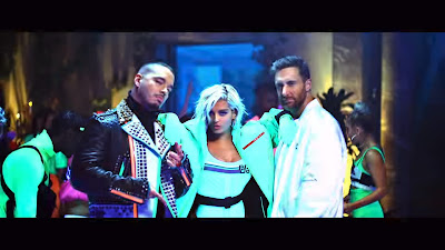 David Guetta, Bebe Rexha & J Balvin - Say My Name (#Official #Music #Video)