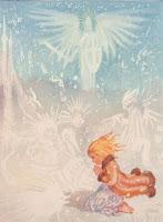 η βασίλισσα του χιονιού κείμενο