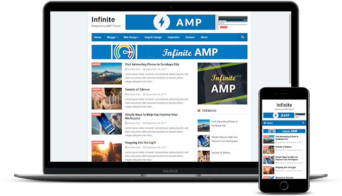 23+  Acceleration Mobile Page (AMP) Blogger Templates Download For Free