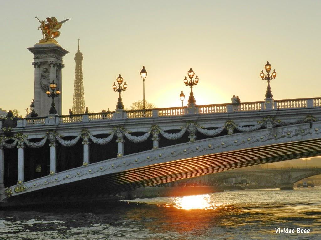 Por do Sol Paris