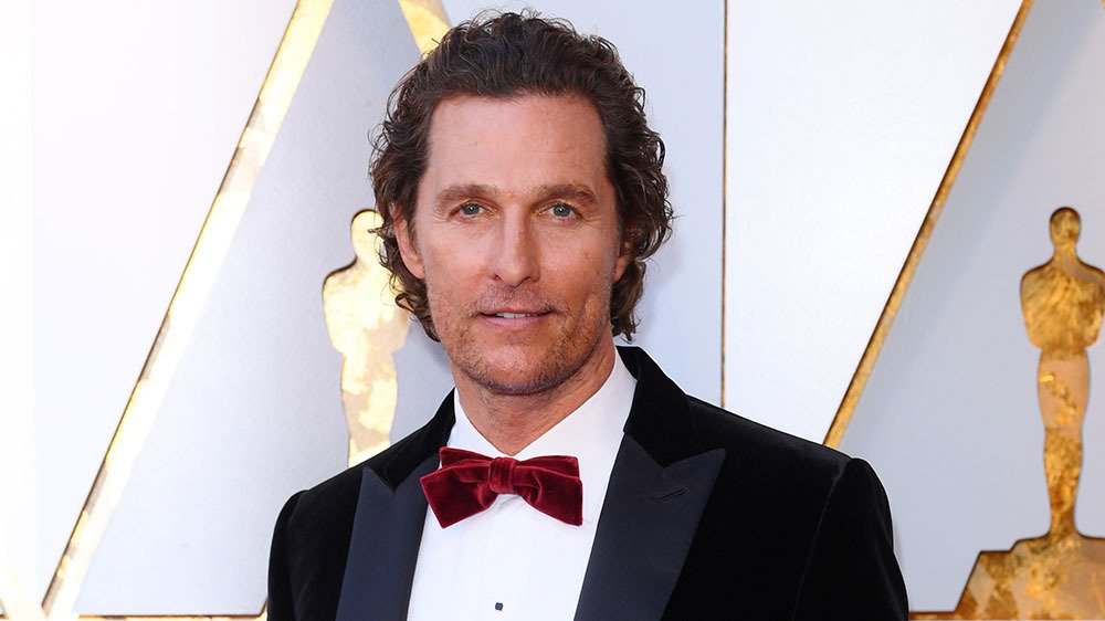 Matthew McConaughey calls for solidarity in US in the midst of pandemic: 'This isn't about governmental issues