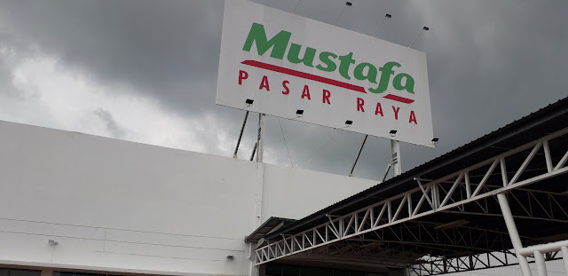 Mustafa Pasar Raya