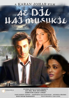ae dil hai mushkil watch online hd free