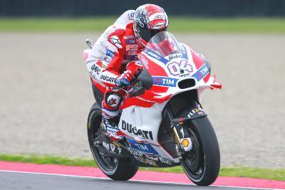 Andrea Dovizioso Keluar Sebagai Pemenang Race MotoGP Spanyol