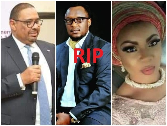 How FCMB MD, Adam Nuru Allegedly Causes The Death Of Mr. Tunde Thomas After Dating His Wife Who Is FCMB Staff For 8 Years
