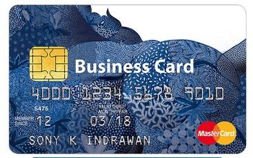 kartu kredit BRI Business Card