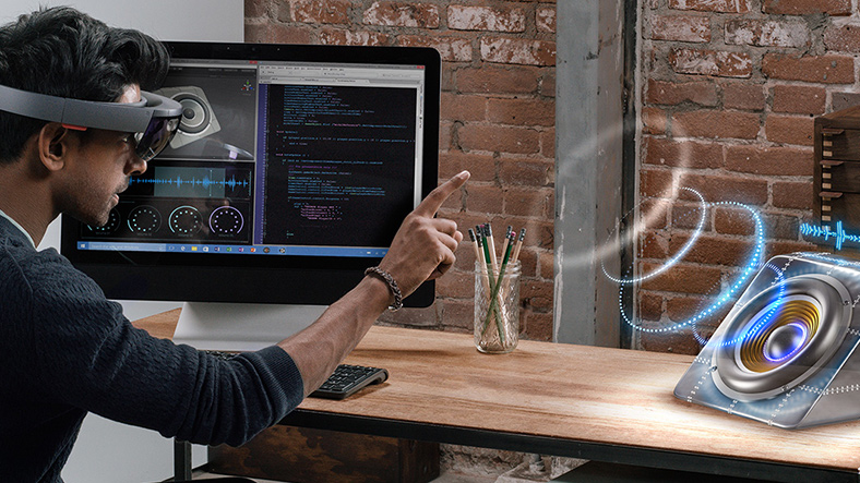 Microsoft planning to release consumer ready Hololens in 2019