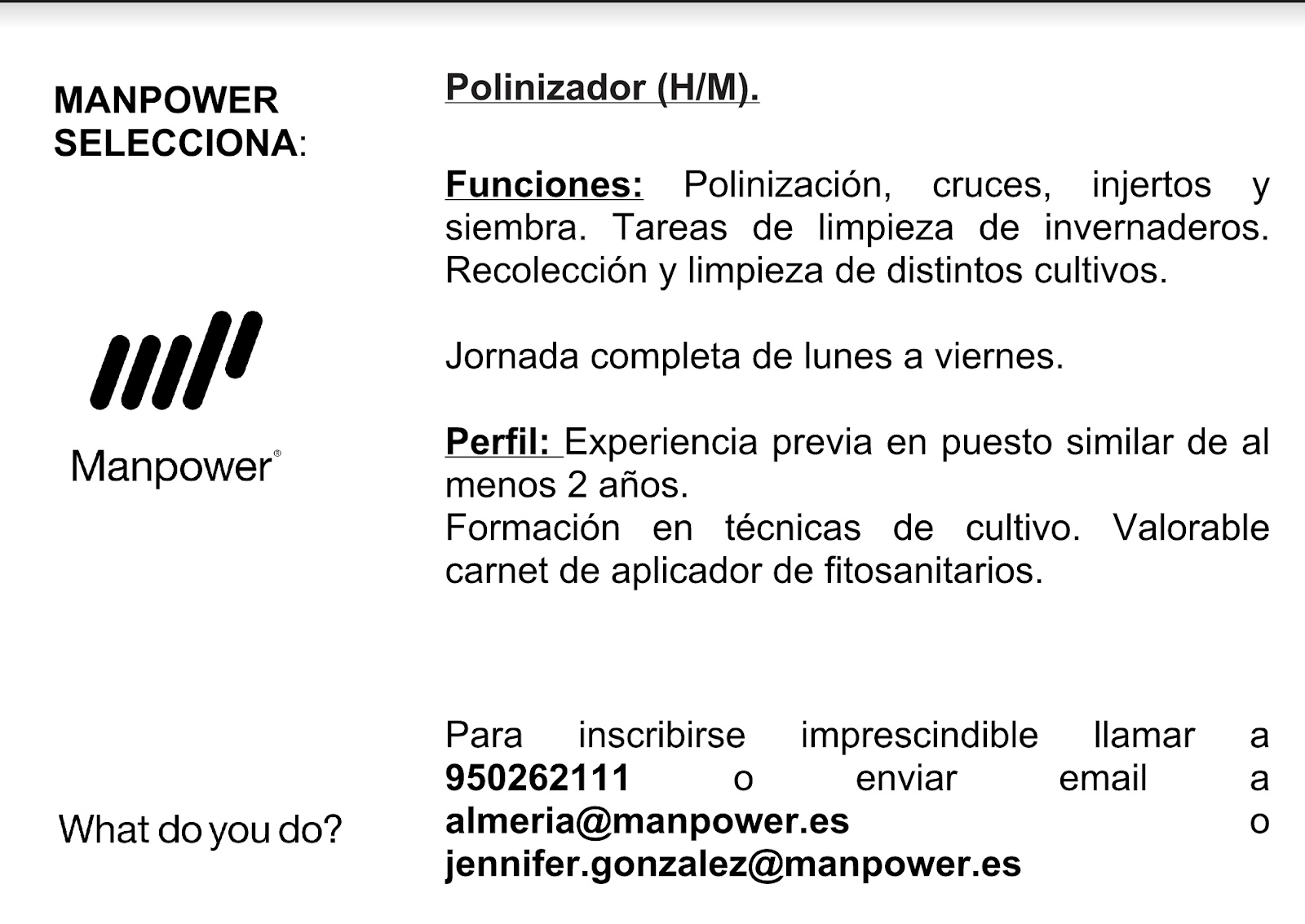 Ofertas de Empleo en España - photo#36