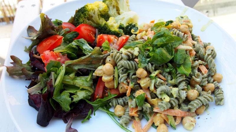 Vegaanipäivän ruokapäiväkirja