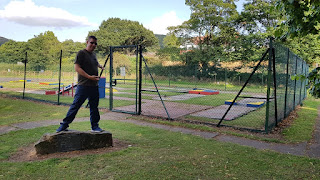 Crazy Golf in Church Stretton