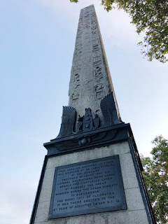 London Cleopatra's Needle