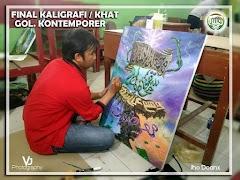 Karya Lukisan Kontemporer MTQ Kota Solok