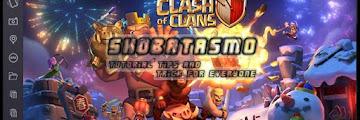 Cara Instal Bluestacks di Komputer Untuk Bermain Game Clash Of Clans